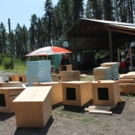 "Northern Animal Groups Hold  ""Big Build"" July 6th to Keep Dogs and Cats Out of the Cold and Heat"