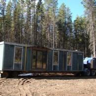 Shelter property progress report